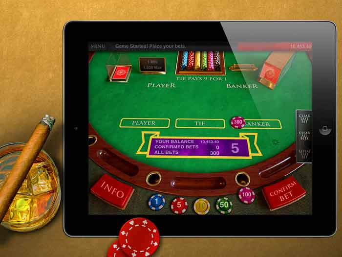 Gambling at Bitcoin casino for iPad advantages