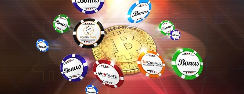 Bitcoin poker bonus types and their amount